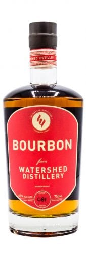 Watershed Bourbon Whiskey 750ml