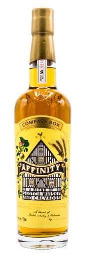 Compass Box Blended Scotch Whisky Affinity 750ml