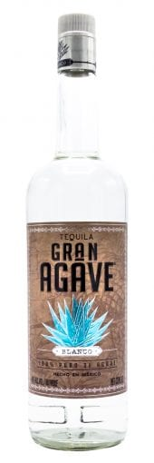 Gran Agave Tequila Blanco 1L