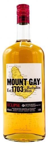 Mount Gay Rum Eclipse Gold 1L