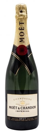NV Moet & Chandon Champagne Imperial 750ml