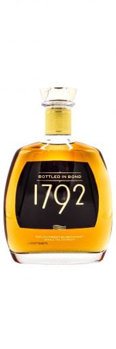 1792 Straight Bourbon Whiskey Bottled In Bond 750ml