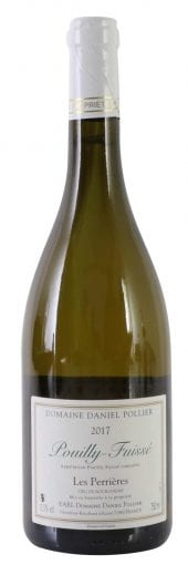 2017 Domaine Pollier Pouilly Fuisse Les Perrieres 750ml