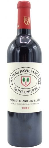 2013 Chateau Pavie Macquin 750ml