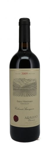 2009 Araujo Estate Cabernet Sauvignon Eisele Vineyard 750ml