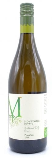 2018 Montinore Estate Pinot Gris 750ml
