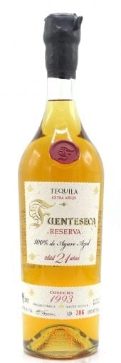 Fuenteseca Tequila Anejo, 21 Year Old 750ml