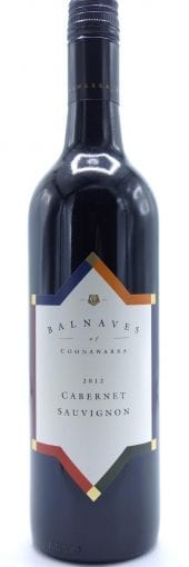 2012 Balnaves of Coonawarra Cabernet Sauvignon 750ml