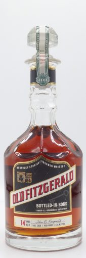 Old Fitzgerald Bourbon Whiskey 14 Year Old 750ml