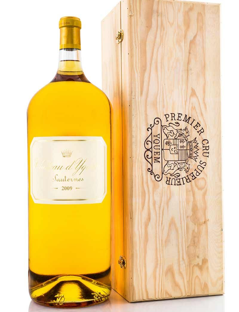 Lot 407: 1 15L 2009 Chateau d'Yquem in OWC